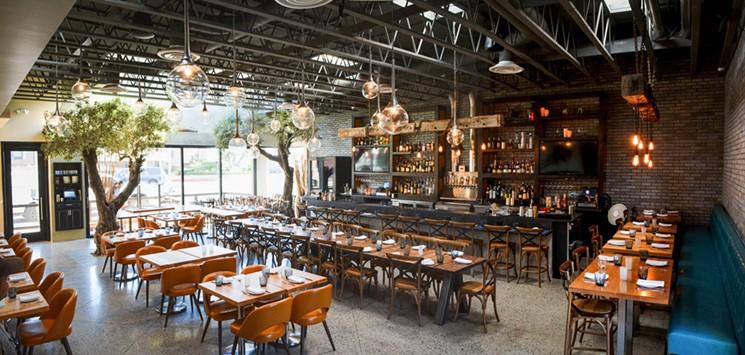 american new restaurant in long beach